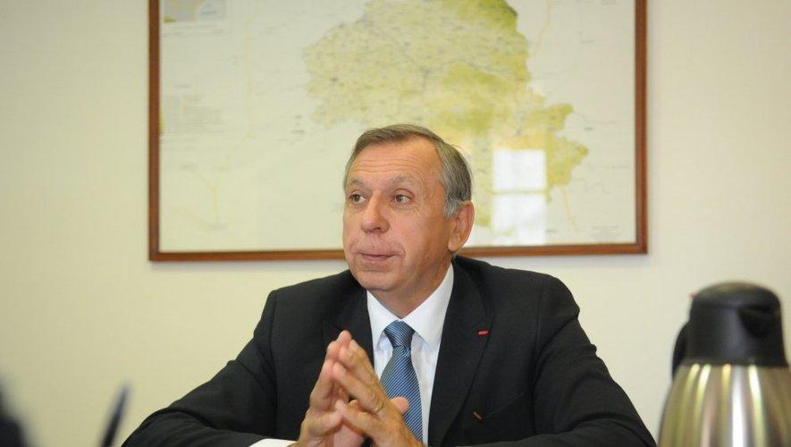 Jean-Claude Luche.