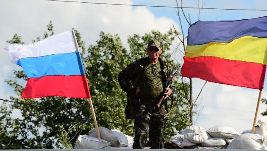 Ukraine: 4 observateurs de l'OSCE libérés par les rebelles prorusses