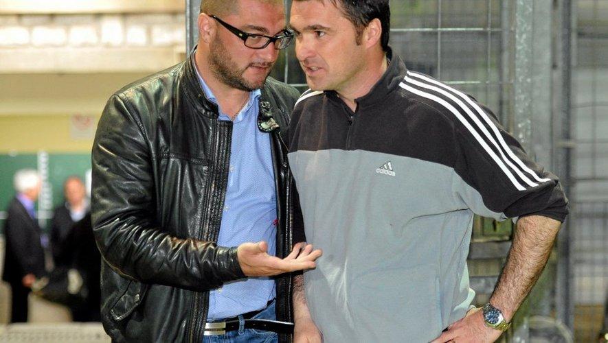 Pour le Raf du président Murat et de l'entraîneur Plenecassagne, l'espoir persiste.