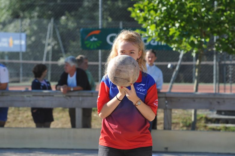 Quilles de huit : le championnat de France en images