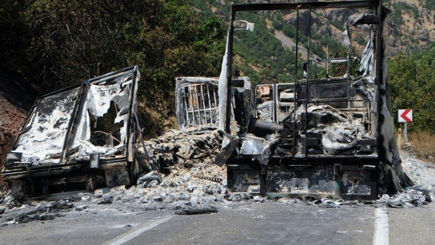 Turquie : deux semaines de violences, les partisans du dialogue en mauvaise posture