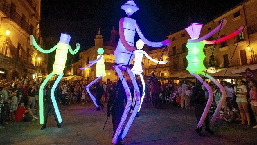 Un spectacle de clôture très visuel à Villefranche avec les Big Dancers.