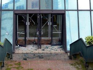 Deux jours après la CFDT, le siège de la CGT cible de vandalisme