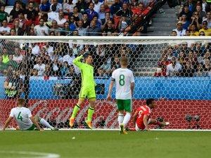 Euro-2016: les Gallois arrachent un quart historique dans la douleur