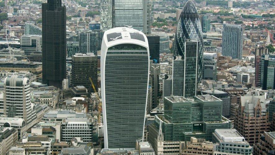 Londres s'angoisse pour son économie