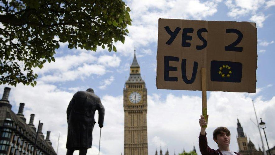 Beaucoup de britanniques se mordent les doigts d'avoir voté pour la sortie de l'UE