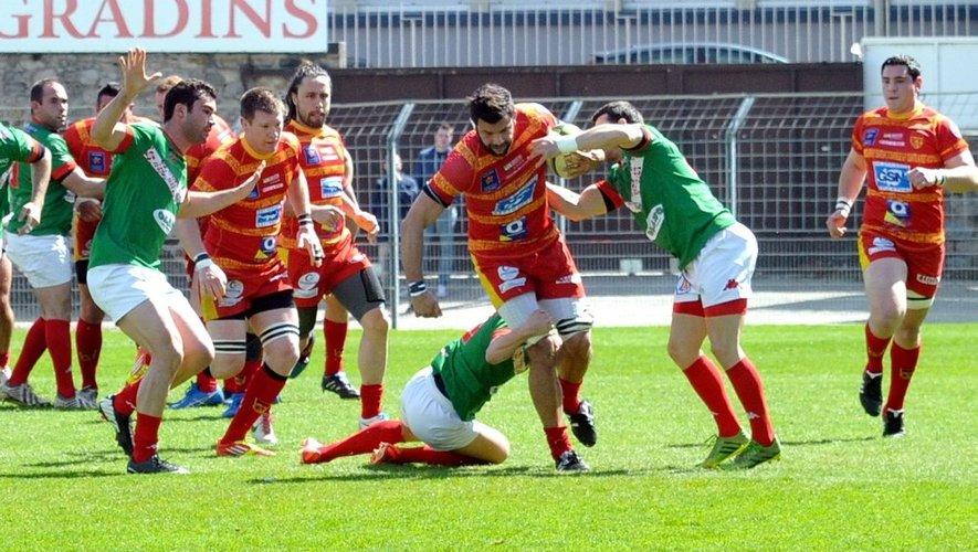 Rodez et Auréjac débuteront à Saint-Jean-de-Luz dès le 7 septembre.