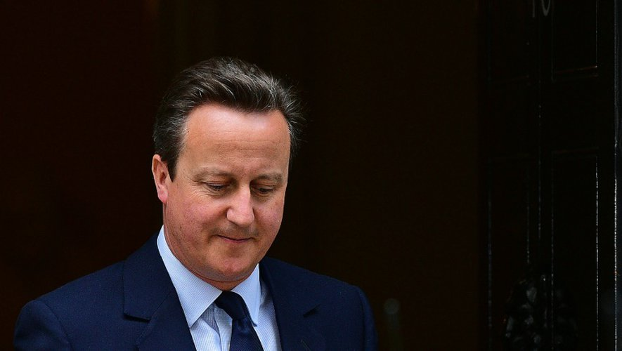 """Le Royaume-Uni """"ne doit pas tourner le dos à l'Europe"""" dit Cameron"""