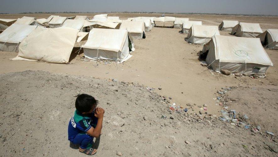 "Irak: ne plus revenir à Fallouja ""la ville maudite"""