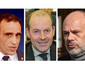 Législatives : Yves Censi, André At et Arnaud Viala investis par LR
