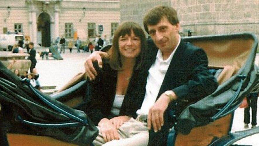 Patricia Wilson et Donald Marcus aux temps des jours heureux.