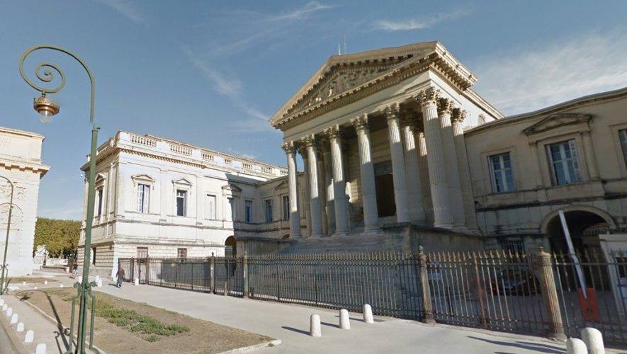 Le procès en appel a lieu à la cour d'assises de Montpellier.