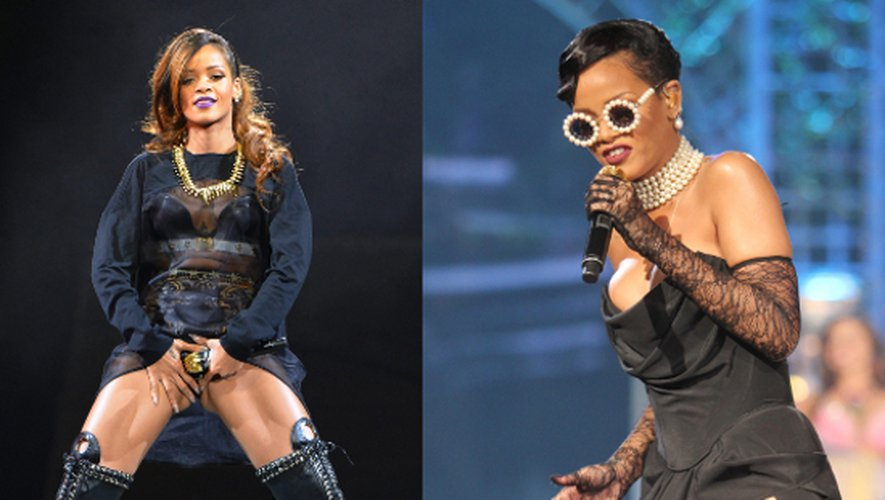 Rihanna : un show porno choquant en Thaïlande