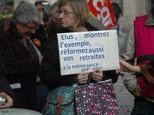 Retraites : les syndicats ne désarment pas face au projet de réforme