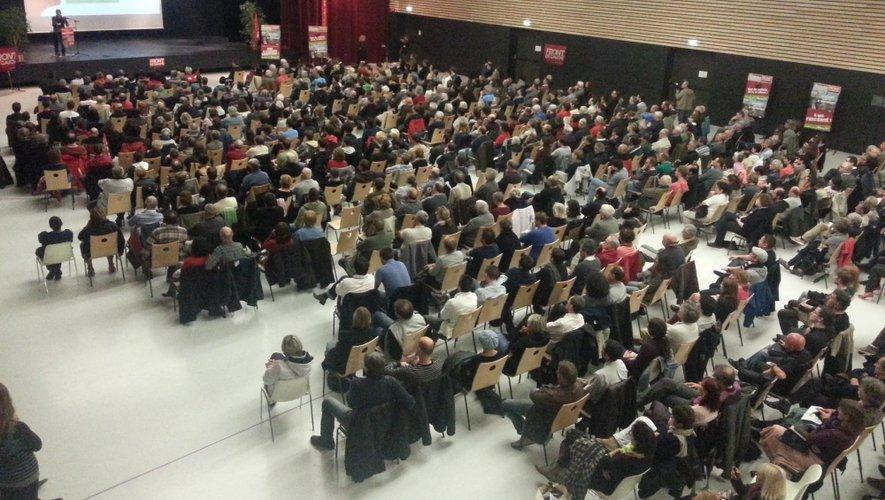 Rodez : avec Mélenchon, le Front de gauche entre en campagne