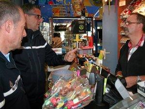 Villefranche : la gendarmerie met le paquet sur les buralistes
