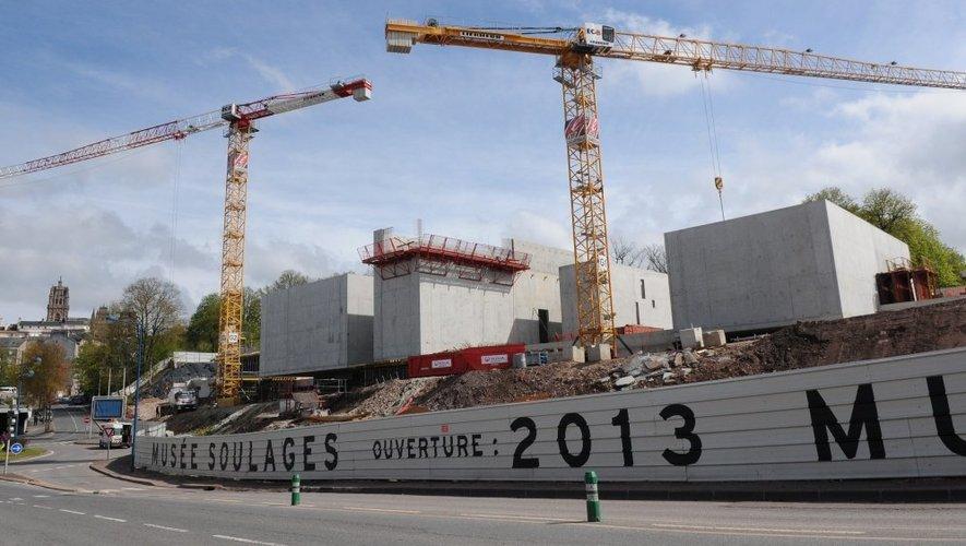 Construction du musée Soulages : une enquête ouverte pour favoritisme
