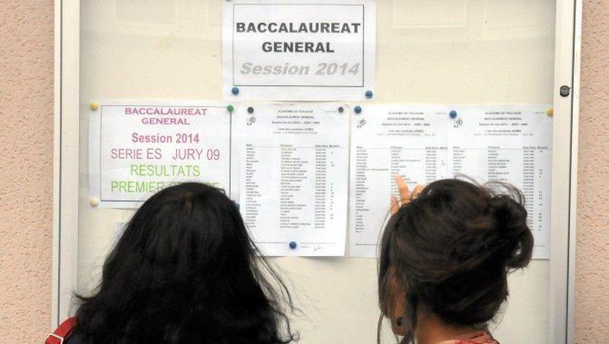 """Au lycée de La Découverte à Decazeville, """"sur les 103 élèves qui ont passé l'examen du bac, un seul a échoué""""."""