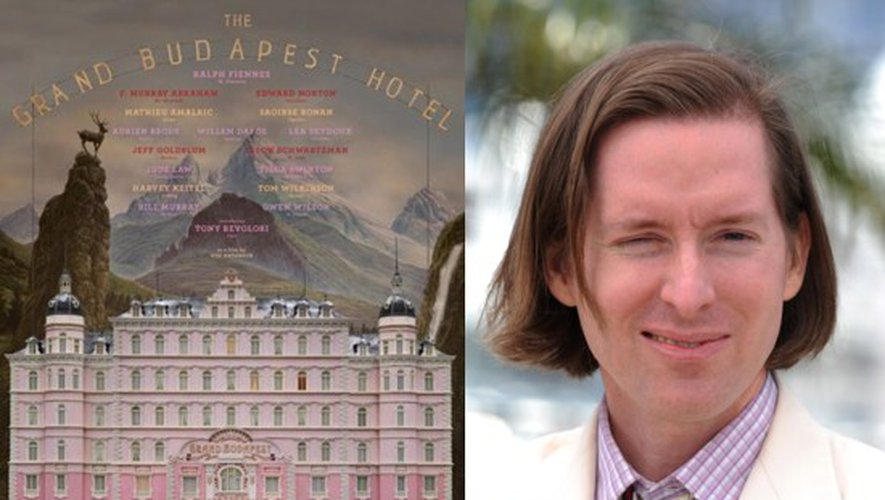 CINEMA : The Grand Budapest Hotel de Wes Anderson se dévoile à travers sa première bande-annonce ! VIDEO