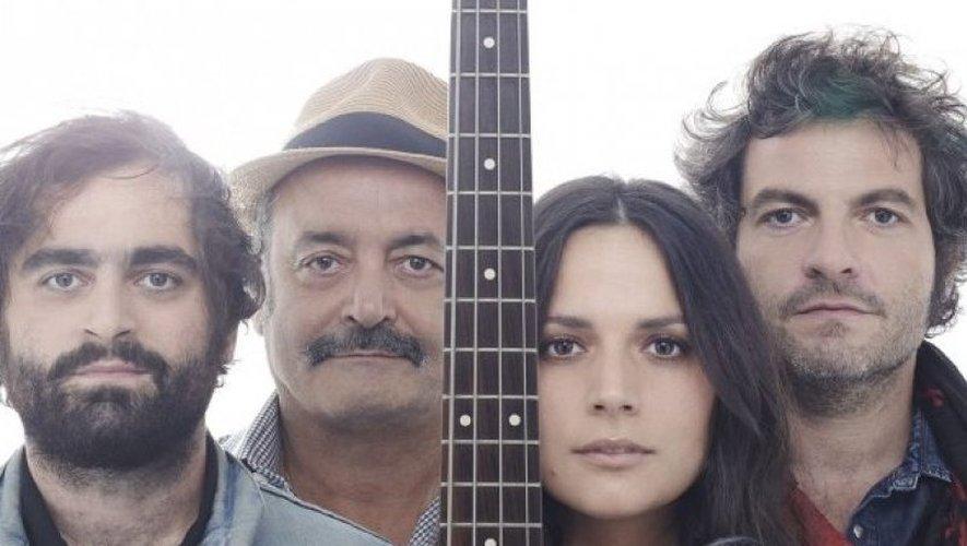 La Famille Chedid (Louis, Matthieu «M», Joseph «Selim» et Anna «Nach» Chedid), le dimanche 6 septembre à 20 heures, en direct de l'Olympia.