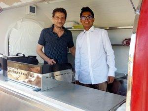Le patron de «Chez Lucien» installe un food-truck à la zone de la Glèbe