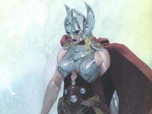 Thor, le dieu au marteau foudroyant, Thor bientôt... une déesse