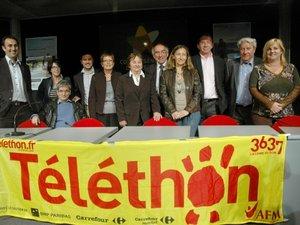 Téléthon : l'édition 2013 sur les rails en Aveyron