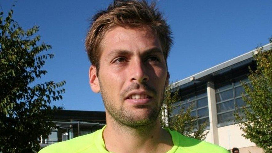 """Tennis : Burquier, """"Je joue mieux qu'en 2010"""""""