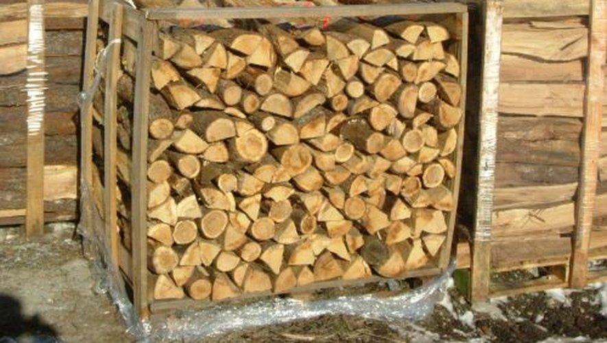 Chaque ménage consomme environ 7,5 stères de bois par an.