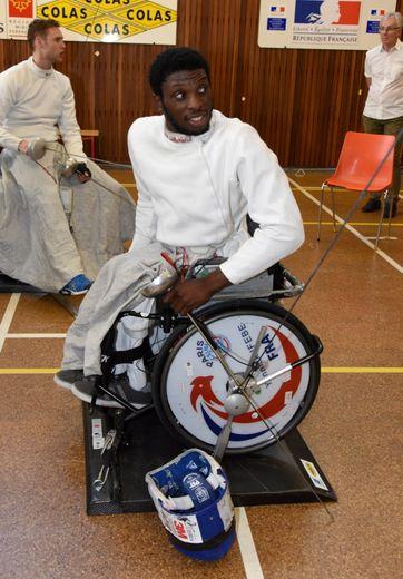 L'équipe de France paralympique pose ses valises à Rodez