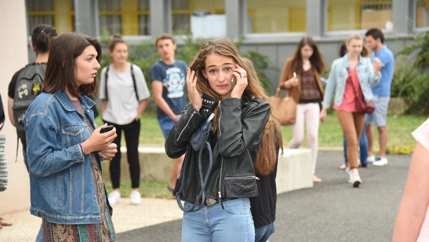 Rodez - Baccalauréat : toutes nos images des résultats