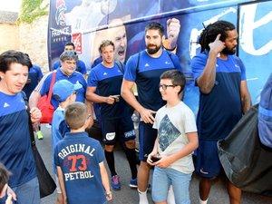 """Handball : les premières images des """"Experts"""" à Rodez"""