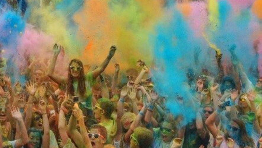 L'Aveyrun Color revient à Villeneuve dimanche