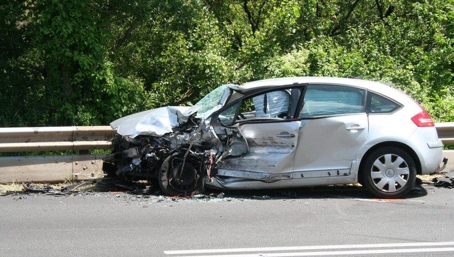 Trois blessés légers dans une collision à la Roquette