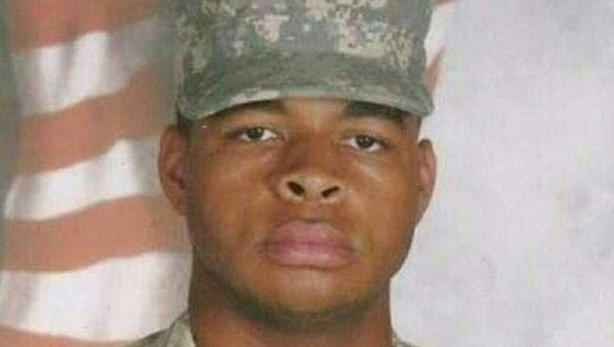 Photo non datée de Micah Johnson