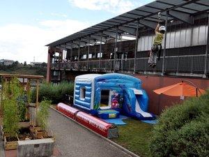 Jusqu'au 17 août, Rodez ouvre la plage des vacances