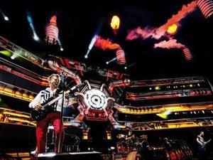 Le concert de Muse au multiplexe de Rodez jeudi