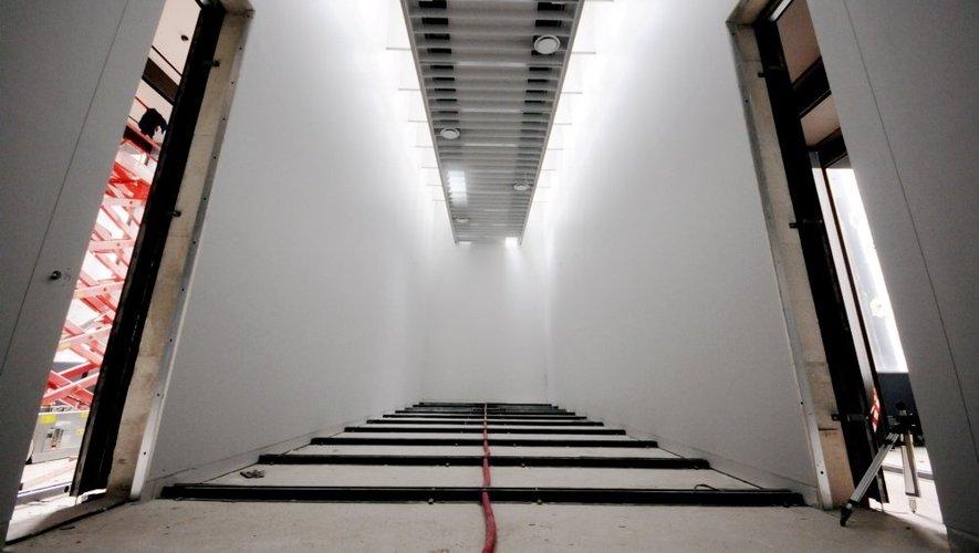 Rodez : le musée Soulages inauguré le 23 mai par François Hollande