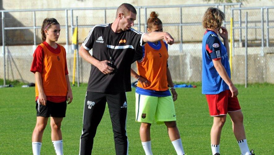 Le nouvel entraîneur Sébastien Joseph en est persuadé : «On doit s'appuyer sur l'identité en place à Rodez<».