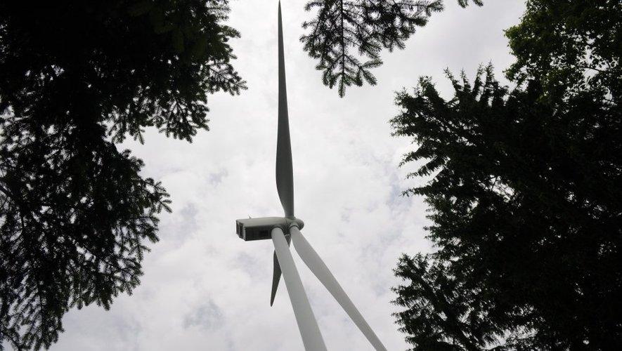 """A Mélagues, le maire Jean Milési, qui porte un projet éolien pour lequel """"95% de la population est favorable"""", est serein."""