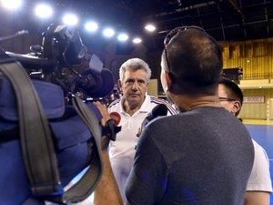 Handball : Claude Onesta annonce sa liste pour Rio depuis Rodez