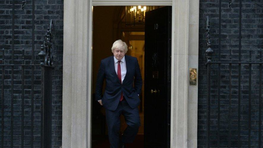 Boris Johnson, qui revient sur le devant de la scène, devra, en tant que ministre des Affaires étrangères, négocier les modalités du Brexit