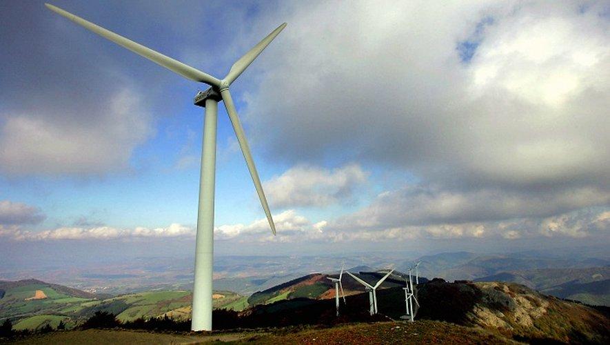 """Si les études sont positives, EDF Energies Nouvelles souhaite installer le """"plus d'éoliennes possible""""."""