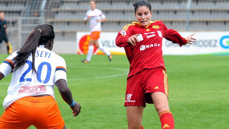 Dimanche, les filles du Raf ont pris une belle revanche en s'imposant à Saint-Etienne.