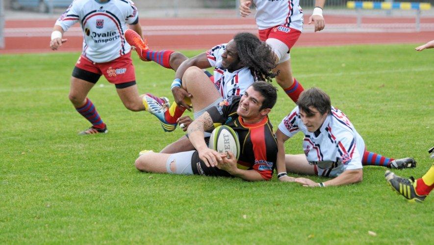 Samedi, Millau décroche le point de bonus défensif à Villefranche-de-Lauragais. Pas si mal.