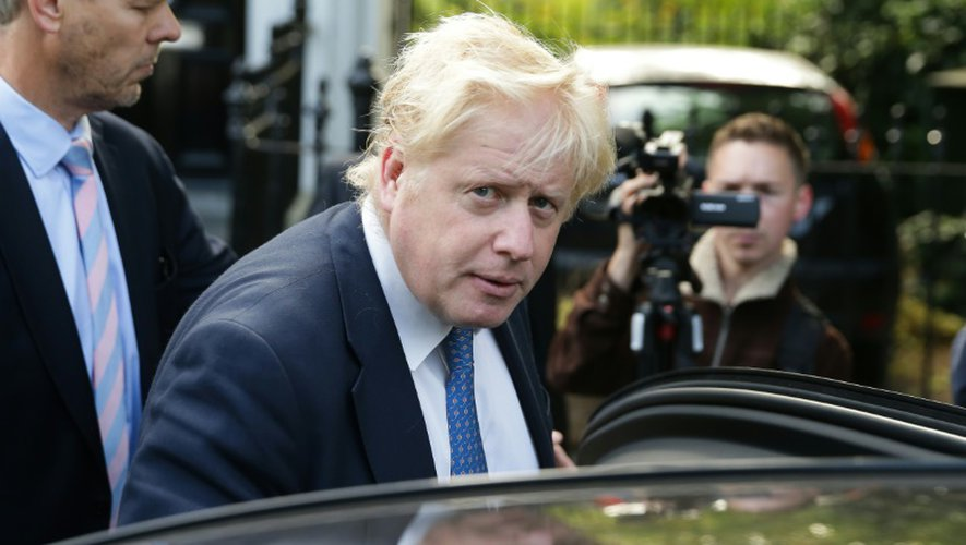 UE: Boris Johnson veut que le Royaume-Uni continue à jouer un rôle moteur