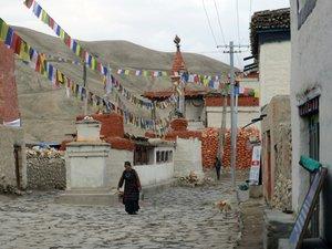 Un petit paradis perdu du Népal bouleversé par l'arrivée d'une route