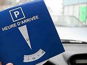 Stationnement : la mairie Millau retourne au disque