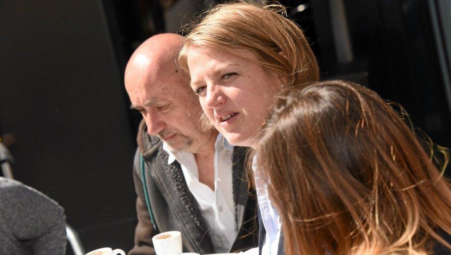 Les élus Sarah Vidal et Francis Fournier pilotent le festival. Ils espèrent «ancrer, plus encore, le festival sur le territoire».