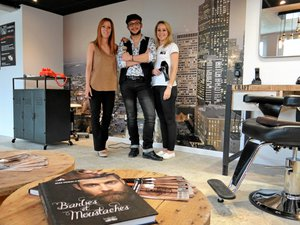 Un «barber shop» s'installe place des Artistes